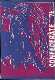 1971 Edition, Dixie State University - Confederate Yearbook (St George, UT)
