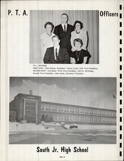 Page 14, 1962 Edition, South Ogden Junior High School - Kat Tales Yearbook (South Ogden, UT) online yearbook collection
