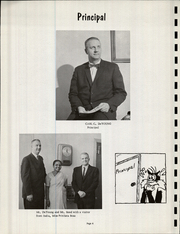 Page 8, 1962 Edition, South Ogden Junior High School - Kat Tales Yearbook (South Ogden, UT) online yearbook collection