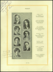 Page 14, 1930 Edition, Wasatch Academy - Wasatka Yearbook (Mount Pleasant, UT) online yearbook collection
