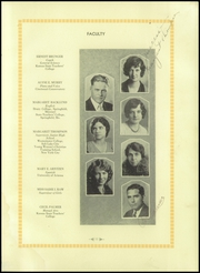 Page 15, 1930 Edition, Wasatch Academy - Wasatka Yearbook (Mount Pleasant, UT) online yearbook collection