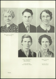 Page 16, 1939 Edition, Wasatch Academy - Wasatka Yearbook (Mount Pleasant, UT) online yearbook collection