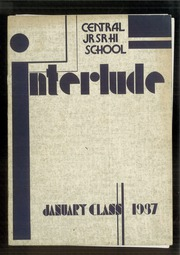Page 1, 1937 Edition, Central High School - Interlude Yearbook (South Bend, IN) online yearbook collection