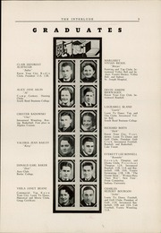 Page 7, 1937 Edition, Central High School - Interlude Yearbook (South Bend, IN) online yearbook collection