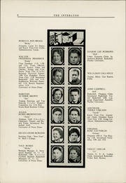 Page 8, 1937 Edition, Central High School - Interlude Yearbook (South Bend, IN) online yearbook collection