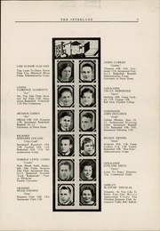 Page 9, 1937 Edition, Central High School - Interlude Yearbook (South Bend, IN) online yearbook collection
