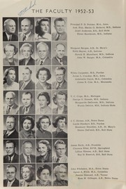 Page 10, 1953 Edition, Central High School - Interlude Yearbook (South Bend, IN) online yearbook collection