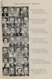 Page 11, 1953 Edition, Central High School - Interlude Yearbook (South Bend, IN) online yearbook collection