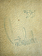 Page 1, 1955 Edition, Central High School - Interlude Yearbook (South Bend, IN) online yearbook collection