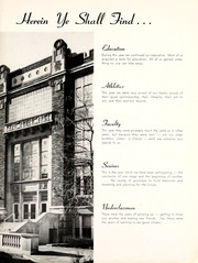 Page 9, 1955 Edition, Central High School - Interlude Yearbook (South Bend, IN) online yearbook collection