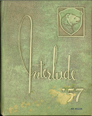 Page 1, 1957 Edition, Central High School - Interlude Yearbook (South Bend, IN) online yearbook collection