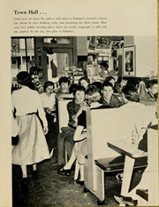 Page 11, 1957 Edition, Central High School - Interlude Yearbook (South Bend, IN) online yearbook collection