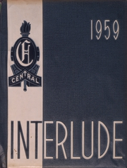 Page 1, 1959 Edition, Central High School - Interlude Yearbook (South Bend, IN) online yearbook collection