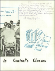 Page 13, 1959 Edition, Central High School - Interlude Yearbook (South Bend, IN) online yearbook collection