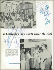 Page 8, 1959 Edition, Central High School - Interlude Yearbook (South Bend, IN) online yearbook collection