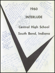 Page 5, 1960 Edition, Central High School - Interlude Yearbook (South Bend, IN) online yearbook collection