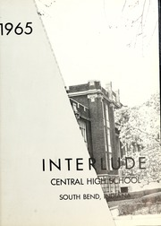 Page 5, 1965 Edition, Central High School - Interlude Yearbook (South Bend, IN) online yearbook collection