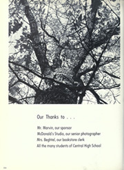 Page 208, 1970 Edition, Central High School - Interlude Yearbook (South Bend, IN) online yearbook collection