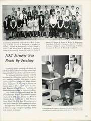 Page 155, 1967 Edition, Shawnee Mission East High School - Hauberk Yearbook (Prairie Village, KS) online yearbook collection
