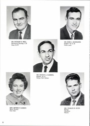 Page 12, 1966 Edition, Essex Junction High School - Joy Yearbook (Essex Junction, VT) online yearbook collection