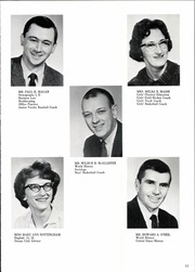 Page 15, 1966 Edition, Essex Junction High School - Joy Yearbook (Essex Junction, VT) online yearbook collection