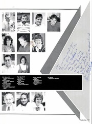 Page 17, 1988 Edition, Essex Junction High School - Joy Yearbook (Essex Junction, VT) online yearbook collection