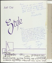 Page 2, 1988 Edition, Essex Junction High School - Joy Yearbook (Essex Junction, VT) online yearbook collection