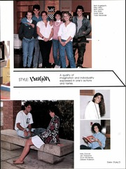 Page 7, 1988 Edition, Essex Junction High School - Joy Yearbook (Essex Junction, VT) online yearbook collection