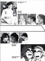 Page 9, 1988 Edition, Essex Junction High School - Joy Yearbook (Essex Junction, VT) online yearbook collection