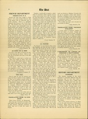 Page 10, 1925 Edition, Brattleboro Union High School - Colonel Yearbook (Brattleboro, VT) online yearbook collection