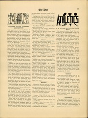 Page 17, 1925 Edition, Brattleboro Union High School - Colonel Yearbook (Brattleboro, VT) online yearbook collection