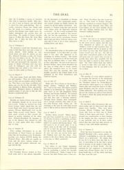 Page 13, 1930 Edition, Brattleboro Union High School - Colonel Yearbook (Brattleboro, VT) online yearbook collection