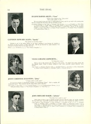 Page 16, 1930 Edition, Brattleboro Union High School - Colonel Yearbook (Brattleboro, VT) online yearbook collection