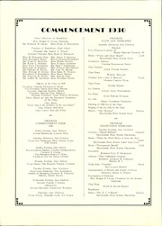 Page 4, 1930 Edition, Brattleboro Union High School - Colonel Yearbook (Brattleboro, VT) online yearbook collection