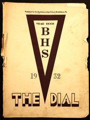 1932 Edition, Brattleboro Union High School - Colonel Yearbook (Brattleboro, VT)