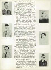 Page 12, 1953 Edition, Brattleboro Union High School - Colonel Yearbook (Brattleboro, VT) online yearbook collection