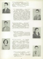 Page 14, 1953 Edition, Brattleboro Union High School - Colonel Yearbook (Brattleboro, VT) online yearbook collection
