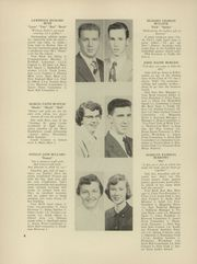 Page 10, 1955 Edition, Brattleboro Union High School - Colonel Yearbook (Brattleboro, VT) online yearbook collection