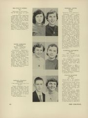 Page 14, 1955 Edition, Brattleboro Union High School - Colonel Yearbook (Brattleboro, VT) online yearbook collection