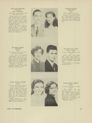 Page 15, 1955 Edition, Brattleboro Union High School - Colonel Yearbook (Brattleboro, VT) online yearbook collection