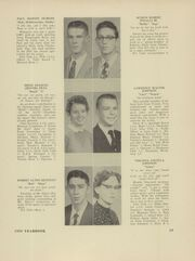Page 17, 1955 Edition, Brattleboro Union High School - Colonel Yearbook (Brattleboro, VT) online yearbook collection