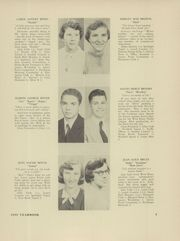 Page 9, 1955 Edition, Brattleboro Union High School - Colonel Yearbook (Brattleboro, VT) online yearbook collection