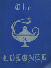 1956 Edition, Brattleboro Union High School - Colonel Yearbook (Brattleboro, VT)