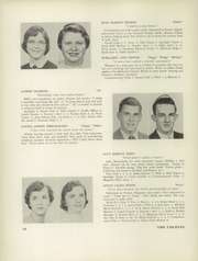 Page 12, 1957 Edition, Brattleboro Union High School - Colonel Yearbook (Brattleboro, VT) online yearbook collection