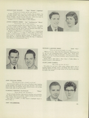 Page 13, 1957 Edition, Brattleboro Union High School - Colonel Yearbook (Brattleboro, VT) online yearbook collection