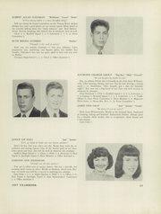 Page 15, 1957 Edition, Brattleboro Union High School - Colonel Yearbook (Brattleboro, VT) online yearbook collection