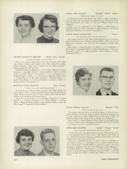 Page 16, 1957 Edition, Brattleboro Union High School - Colonel Yearbook (Brattleboro, VT) online yearbook collection