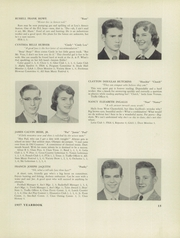 Page 17, 1957 Edition, Brattleboro Union High School - Colonel Yearbook (Brattleboro, VT) online yearbook collection