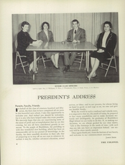 Page 6, 1957 Edition, Brattleboro Union High School - Colonel Yearbook (Brattleboro, VT) online yearbook collection