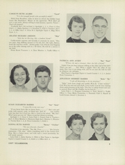 Page 7, 1957 Edition, Brattleboro Union High School - Colonel Yearbook (Brattleboro, VT) online yearbook collection